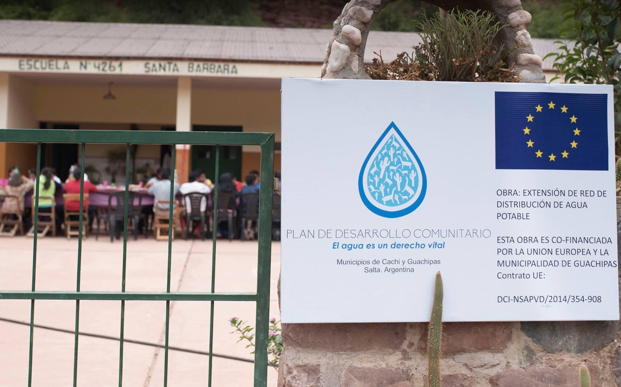 Plan de Desarrollo Comunitario de los Municipios de Cachi y Guachipas