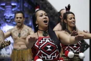 Intercambio Maori: Maori CABA
